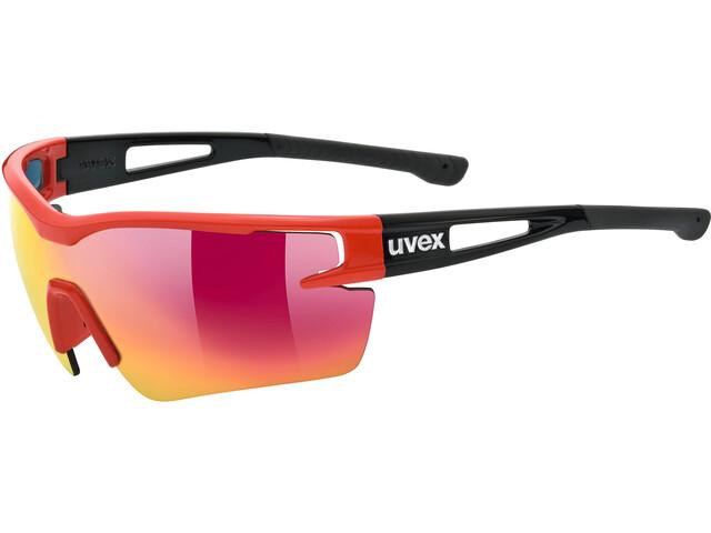 UVEX Sportstyle 116 Cykelbriller rød/sort (2019)   Briller